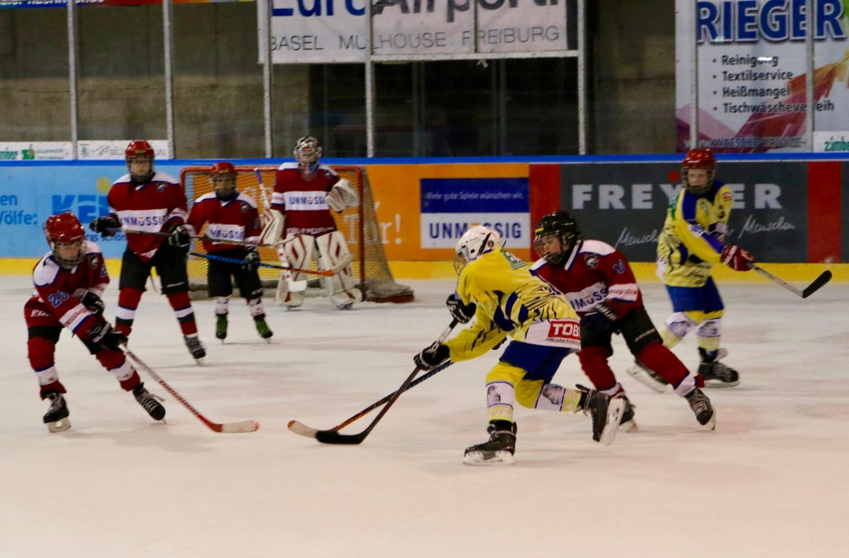The International Youth Hockey Experience
